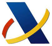 Logotip sense lletres de l'Agència Tributària espanyola
