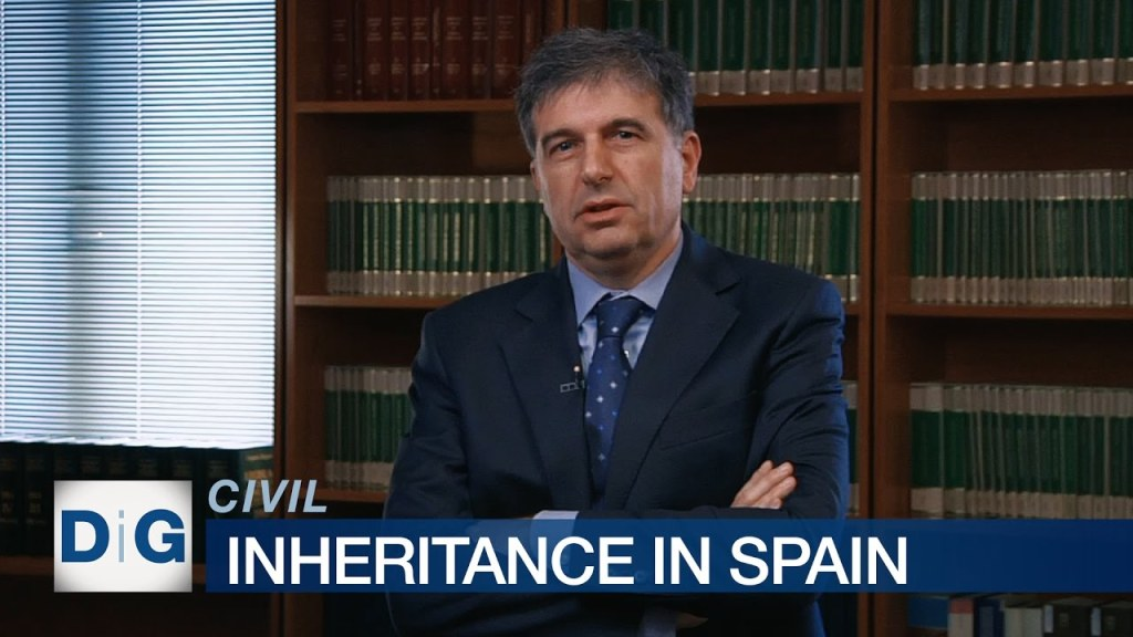 spanish inheritance tax