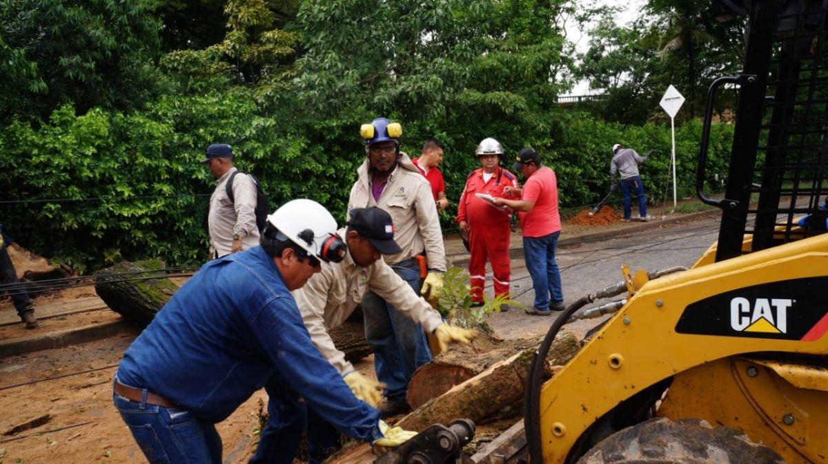 Lluvias causaron afectaciones en varios sectores de Barrancabermeja