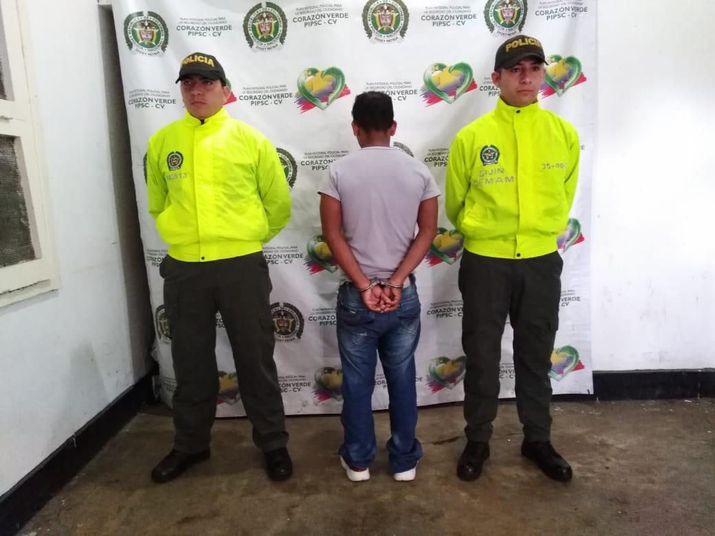 Hombre capturado por violar a su sobrina menor de edad
