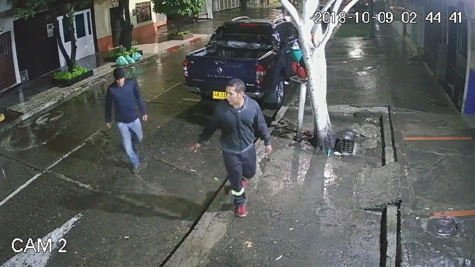 [Video] Denuncian presuntos ladrones merodeando en barrios de Barranccabermeja