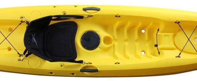 Best Kayak for Dogs - Ocean Kayak Scrambler 11