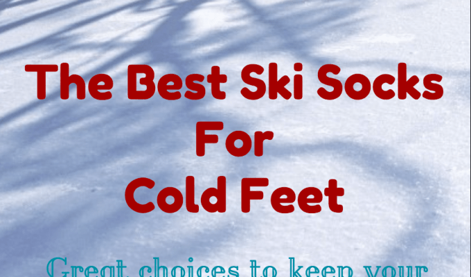 best ski socks for cold feet