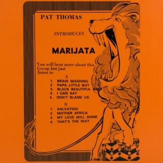 pat-thomas-introduces-marajita-pat-thomas-introduces-marajita