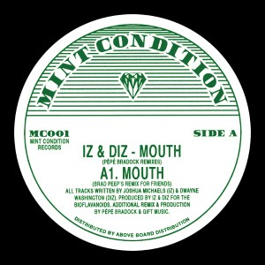 Iz & Diz - Mouth (Pepe Bradock Remixes)