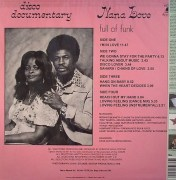 Nana Love - Disco Documentary Full Of Funk LP b extra