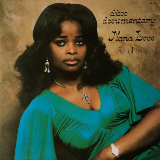Nana Love - Disco Documentary Full Of Funk LP main