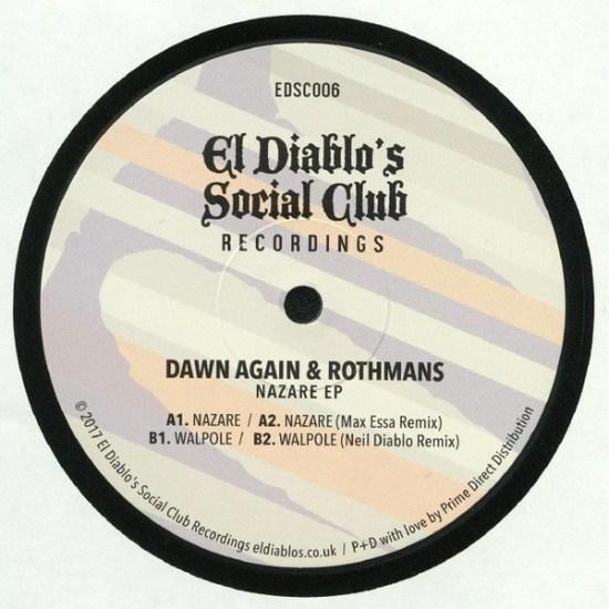 Dawn Again & Rothmans – Nazare EP