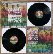 Orchestre Poly Rythmo Uptown - Bosq Meets Poly Rythmo Uptown