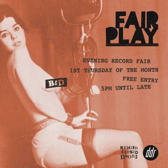 Fair Play NQ Evening Record Fair 2018