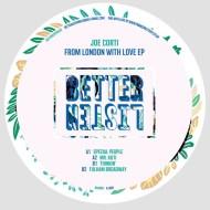 Joe Corti - From London With Love EP