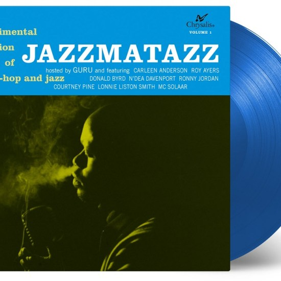 Guru - Jazzamatazz LP