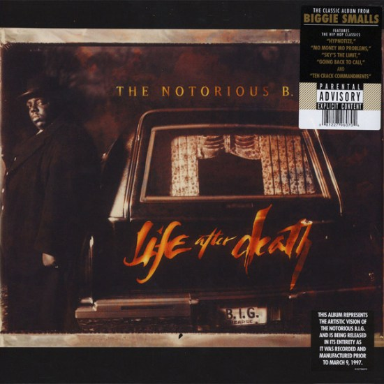 The Notorious B.I.G - Life After Death LP