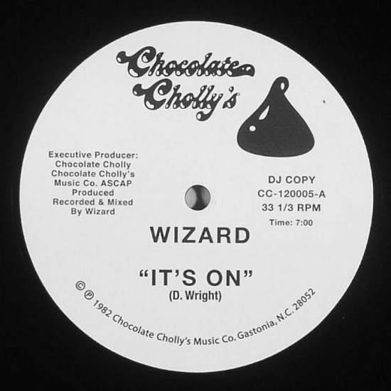 Wizard - Its On