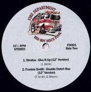 "Roy Ayers / Jesse Gee / Stratus / Frankie Smith - Fire Department Vol 1: Blazin' Hot Disco Funk & Boogie (12"")"