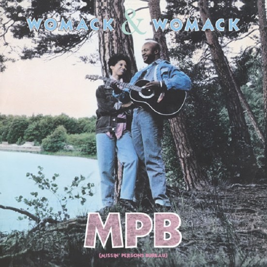 Womack & Womack - Missin' Persons Bereau