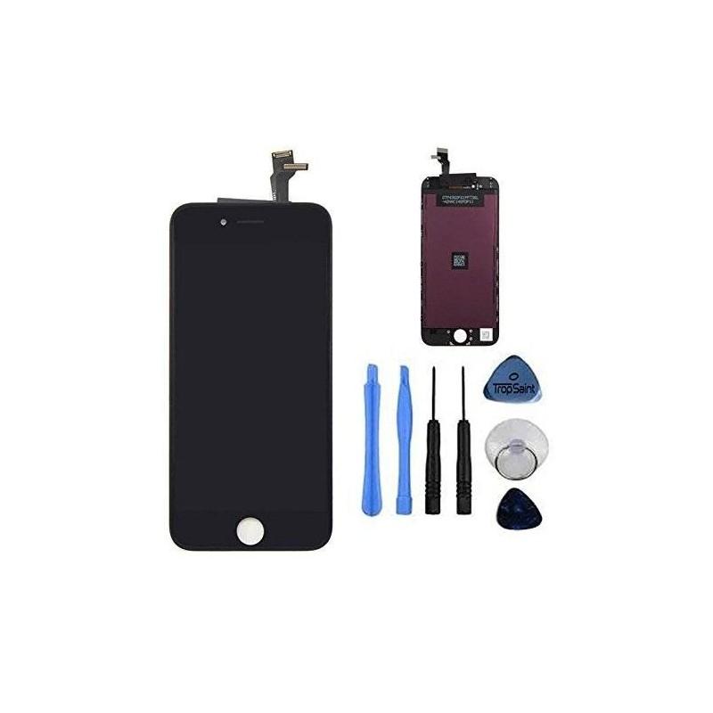 iphone 6 kit de reparation ecran complet noir outils offerts