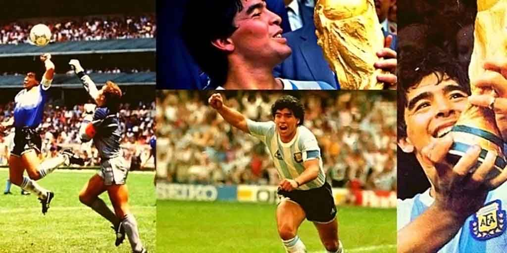 দিয়েগো ম্যারাডোনা ছিলেন গণমানুষের এক 'বিপ্লবী ফুটবলার'