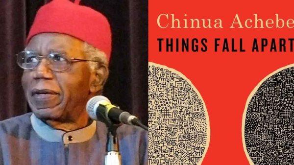 থিংস ফল অ্যাাপার্ট: আধুনিক আফ্রিকান সাহিত্যের প্রথম উপন্যাস