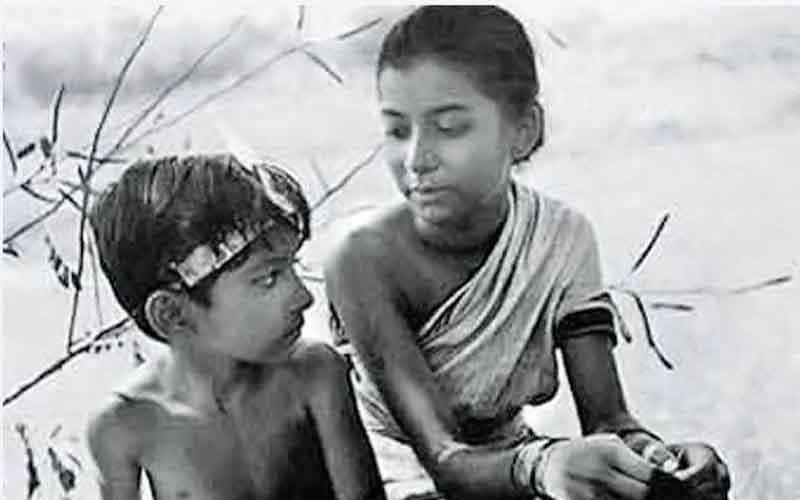 সত্যজিৎ রায়: পথের পাঁচালী (১৯৫৫)