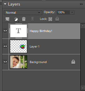 Layers dialog box