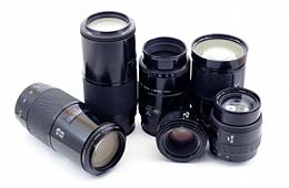 Used lenses