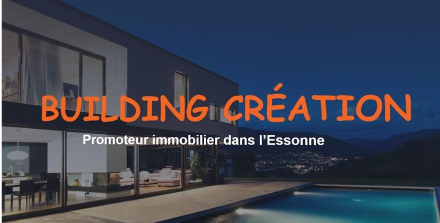 Création site Building Création