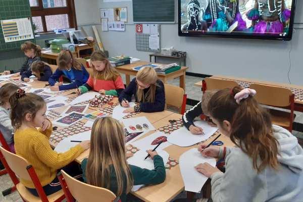 Realisatie | Interactieve schermen in een lagere school