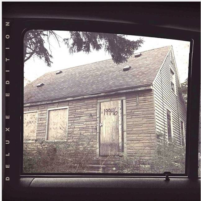 "Eminem's ""The Marshall Mathers LP 2"" Deluxe Edition Cover Art & Tracklist Released"