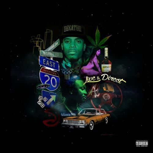 Scotty ATL & B.o.B ft. Project Pat - Pretty Fine Stripper