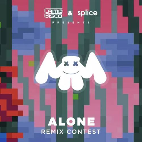 marshmello - alone - dj mi remix