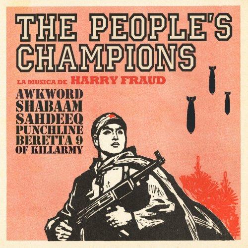 AWKWORD - The People's Champions ft. Shabaam Sahdeeq, Punchline & Beretta 9 (of Killarmy) (Prod. by Harry Fraud)