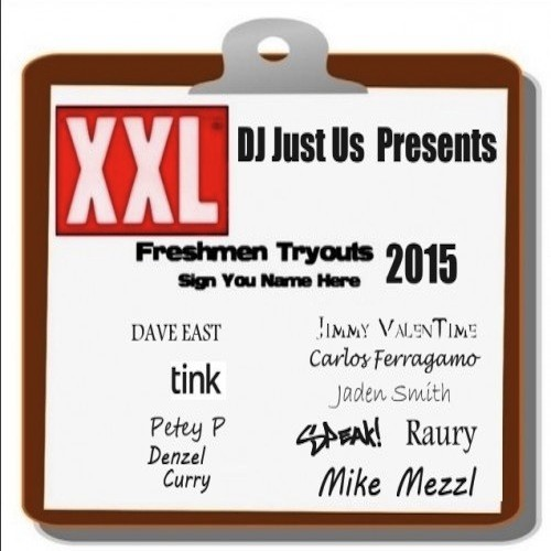 DJ Just Us Presents - XXL Freshmen Tryouts 3