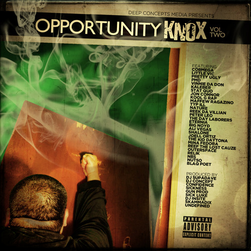 Deep Concepts Media Presents Opportunity Knox Vol. 2