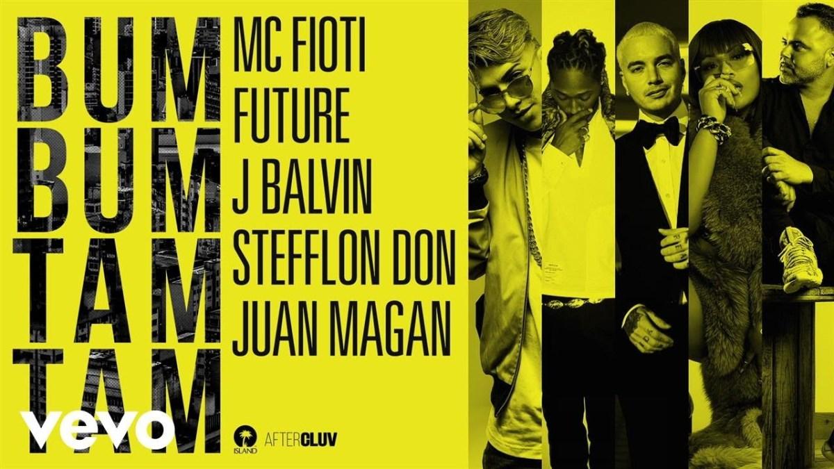 MC Fioti - Bum Bum Tam Tam (Remix) ft. Future, J Balvin, Stefflon Don & Juan Magan