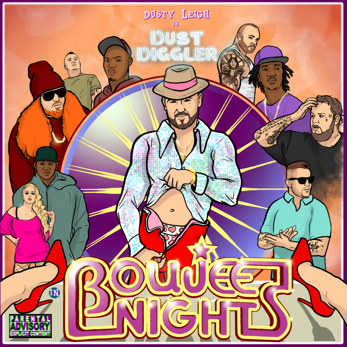 Dusty Leigh (@dustyonu) - Boujee Nights