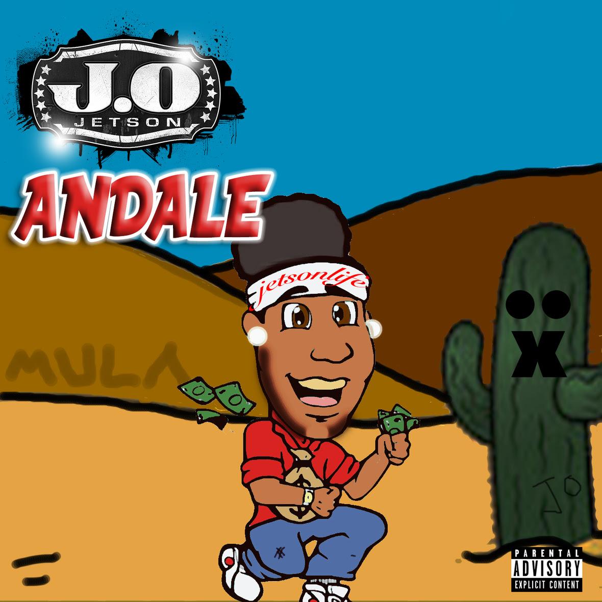 "J.O Jetson (@JOJetson) - ""Andale"""