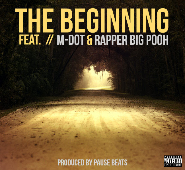 "Own Lane Music (@OwnLaneMusic) Presents: ""The Beginning"" featuring M-Dot (@MDotBoston) & Rapper Big Pooh (@RapperBigPooh)"