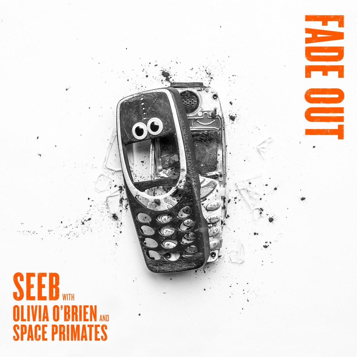 "Seeb (@seebmusic), Olivia O'Brien (@oliviagobrien) & Space Primates - ""Fade Out"""
