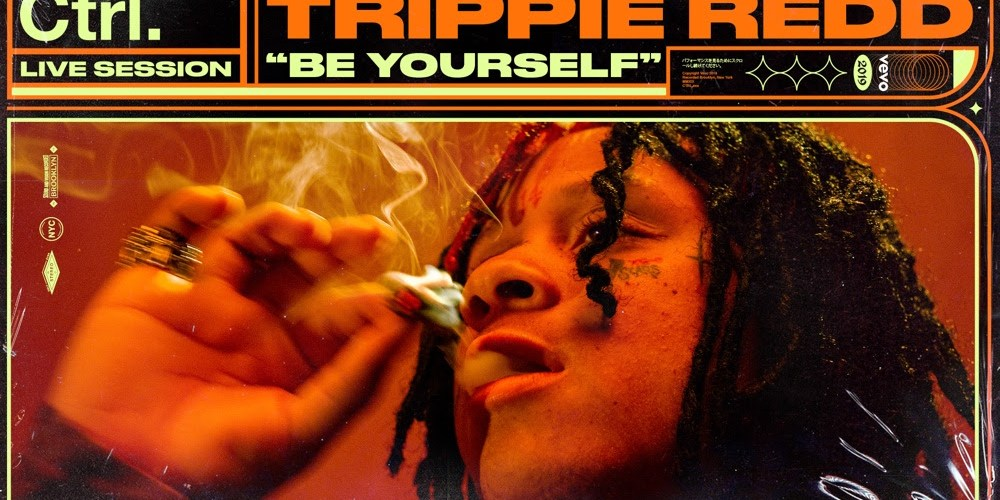 "Trippie Redd (@trippieredd) – ""Be Yourself"" Live Session 