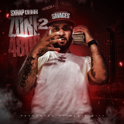 "Sxrap4800 (@sxrap4800) – ""Zone4800 V.2"" Mixtape Hosted by @Samhoody"
