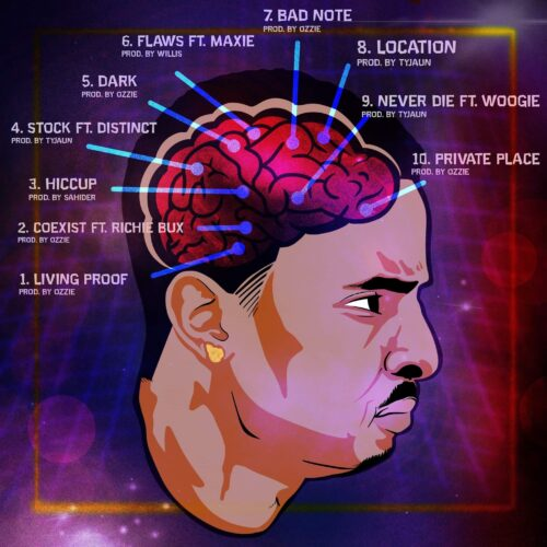 """Paper Cleveland (@PaperCleveland) – """"Big Gang Theory"""" (Album)"""