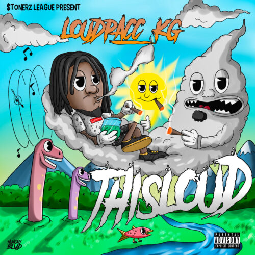 "LoudPacc KG (@Roll1_ILightIt) – ""This Loud"" EP"