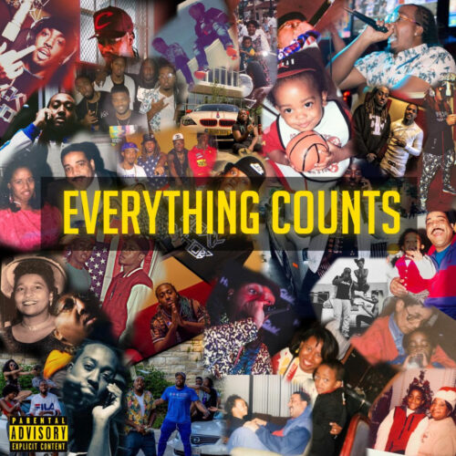 "KingPinRue (@KingPinRue_) – ""EveryThing Counts"" (Project)"