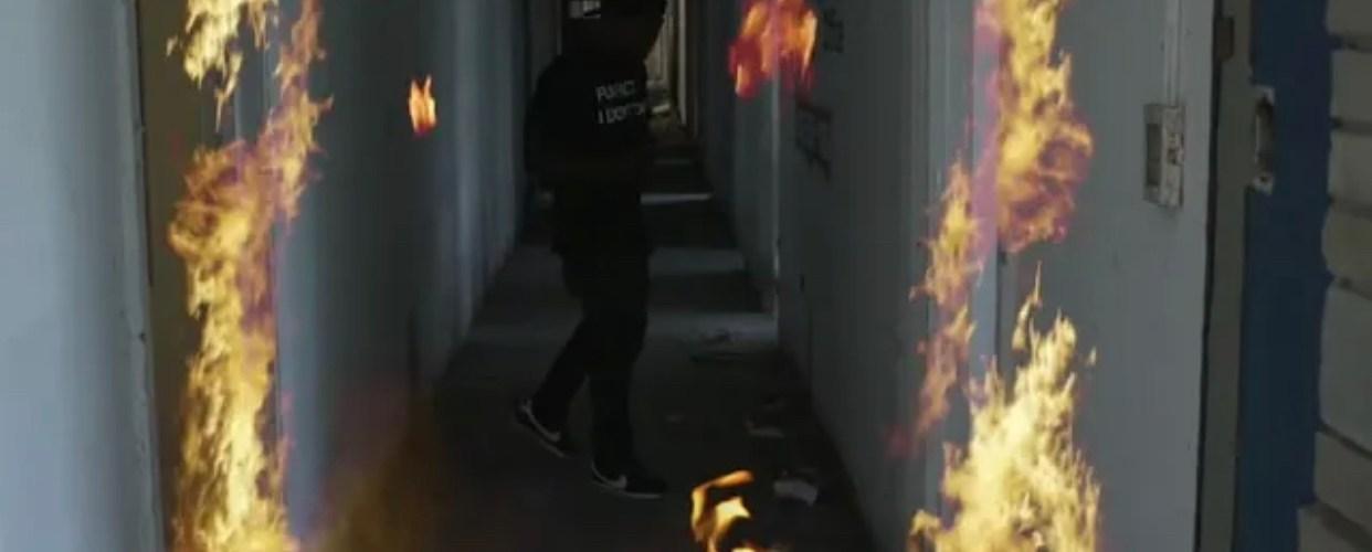 """GWA Duke (@Duke_Gwa) – """"Fire""""   Directed by @Ron21hoops"""