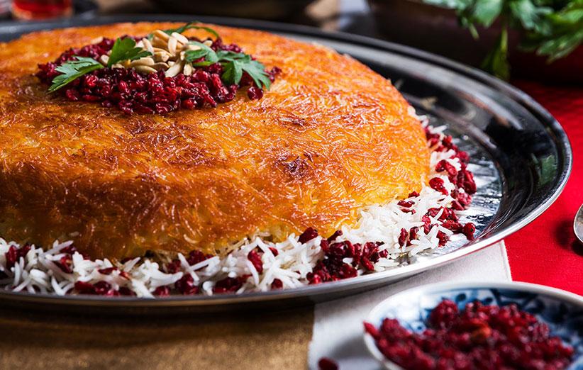 غذاهای ایرانی سنتی