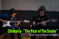 Chimaira – The Year of The Snake [Cover]