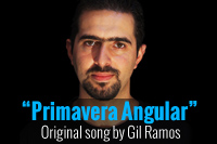 """Primavera Angular"" – Original piano song by Gil Ramos"
