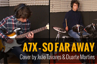 Avenged Sevenfold – So Far Away (Cover)