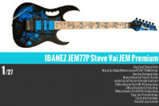 Ibanez – As novas guitarras de 2015